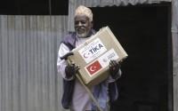 """""""تيكا"""" التركية تقدم مساعدات غذائية للنازحين في إثيوبيا"""