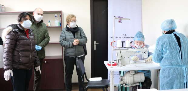 TİKA'dan Gürcistan'a Kovid 19'la mücadelede destek - 5