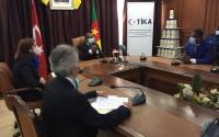 تيكا التركية تدعم الكاميرون بمعدات طبية لمكافحة فايروس الكورونا