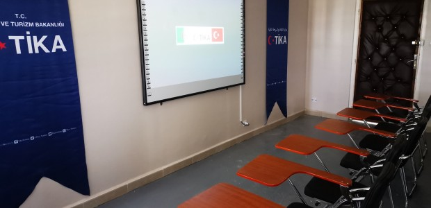 TİKA Provides Technical Support to Algeria - 3