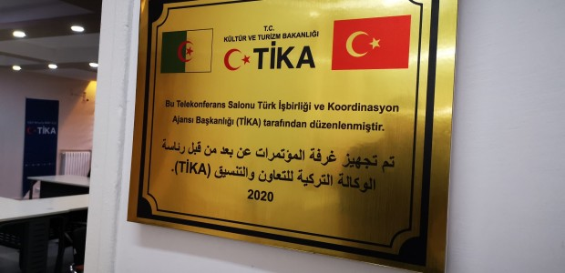 TİKA Provides Technical Support to Algeria - 5