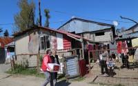 """طرود غذائية لـ1000 أسرة جورجية من """"تيكا"""" التركية"""