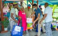 """""""تيكا"""" التركية توزع مساعدات إغاثية في غويانا بأمريكا الجنوبية"""