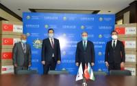 TİKA Provides Medical Supplies to Uzbekistan to Combat the Outbreak