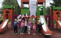 TİKA Built a Playground and a Park in Montenegro