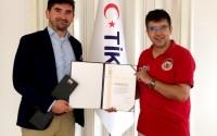 Hırvatistan Cumhurbaşkanı'ndan TİKA'ya Teşekkür Belgesi