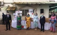 TİKA'dan Kamerun'un Eğitim Altyapısına Teknik Destek