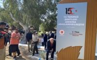 15 Temmuz Şehitleri Anısına KKTC'de 251 Zeytin Fidanı Dikildi