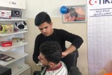 تيكا التركية تدعم التعليم المهني في منطقة