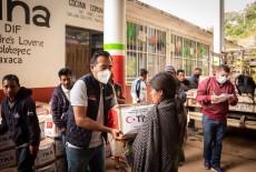 TİKA Helps Earthquake Hit Mexico