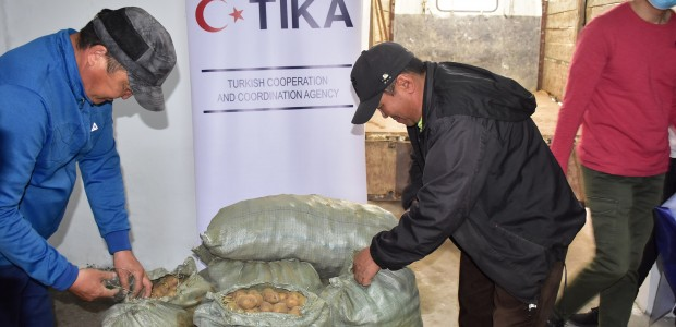 TİKA Has Implemented 40 Projects in Mongolia in 6 Months - 1