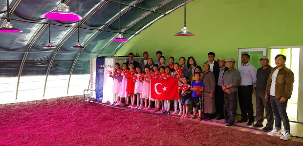 TİKA Has Implemented 40 Projects in Mongolia in 6 Months - 4