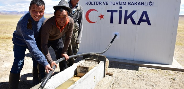 TİKA Has Implemented 40 Projects in Mongolia in 6 Months - 6