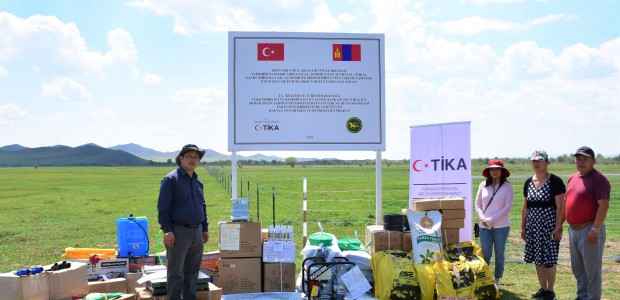 TİKA Has Implemented 40 Projects in Mongolia in 6 Months - 11