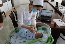 TİKA Supports Maternal and Child Health in Tajikistan