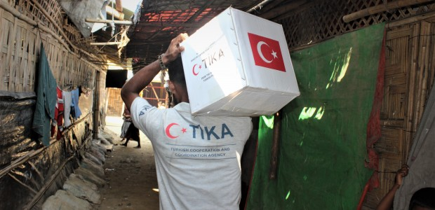 TİKA Stands in Solidarity with Refugees from Rakhine in Bangladesh - 1