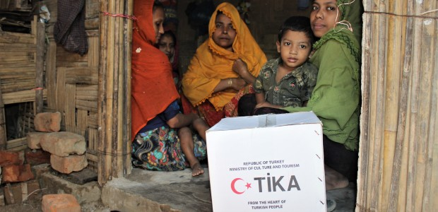 TİKA Stands in Solidarity with Refugees from Rakhine in Bangladesh - 2