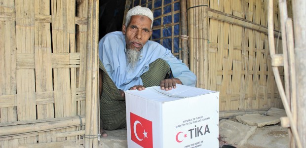 TİKA Stands in Solidarity with Refugees from Rakhine in Bangladesh - 3