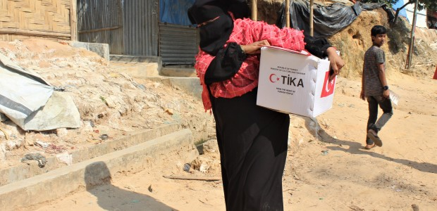 TİKA Stands in Solidarity with Refugees from Rakhine in Bangladesh - 4