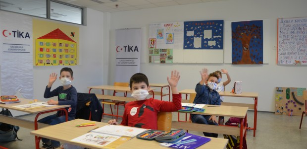TİKA Supports Computer Assisted Learning in Montenegro - 2