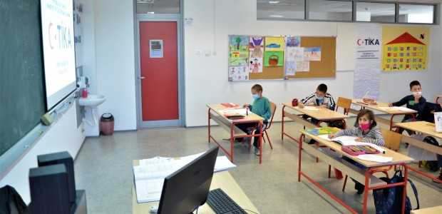 TİKA Supports Computer Assisted Learning in Montenegro - 3