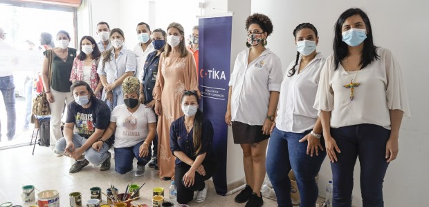 TİKA Supports Women's Empowerment in Colombia - 8