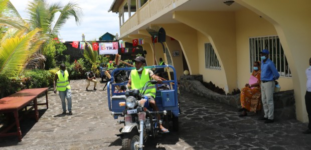 TİKA Provided Equipment to Moroni Municipality in the Union of the Comoros - 5