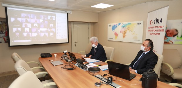 TİKA Launches an Experience Sharing Program for Veterinarians in Kosovo - 1