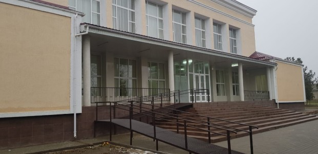 Ukrayna'daki Gagauz Kültür Evinin Tadilatı TİKA Tarafından Tamamlandı  - 1