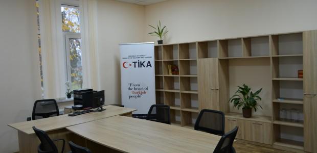 Ukrayna'daki Gagauz Kültür Evinin Tadilatı TİKA Tarafından Tamamlandı  - 5
