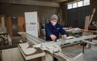 TİKA Supports the Development of the Furniture Industry in Georgia