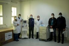 TİKA Supports the University Hospital in Tunisia