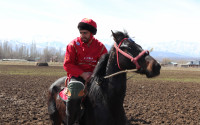 TİKA Supports an Ancestral Sport in Kyrgyzstan