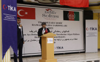 TİKA's Erenler Sofrası Program Reaches Afghanistan