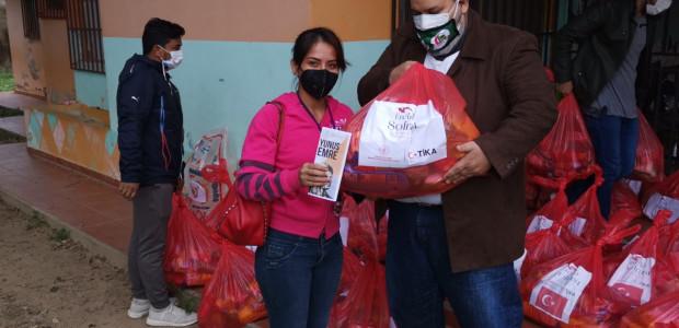 TİKA'nın Erenler Sofrası Bolivya'da - 4