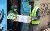 TİKA's Erenler Sofrası is in Djibouti