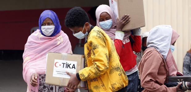 TİKA's Erenler Sofrası is in Ethiopia - 3