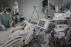 The Hospital Built by TİKA Reduces the Burden of COVID19 in Gaza
