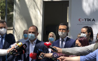 Healthcare Support Provided for North Macedonia
