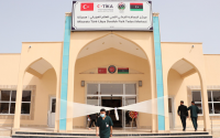 The Turkish Libyan Friendship Center for Physical Therapy Was Inaugurated in Misurata, Libya