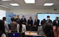 TİKA Provides Support for the Ali-Shir Nava'i Tashkent State University