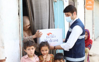 TİKA's Erenler Sofrası Keeps Cheering Up Needy People in Pakistan