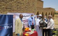 TİKA Supports Gum Arabic Manufacturers in Sudan