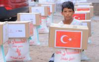 TİKA's Erenler Sofrası is in Yemen