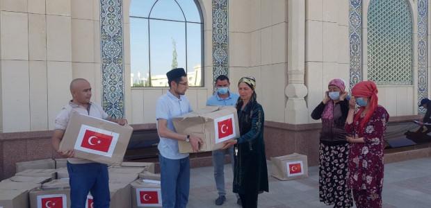 TİKA's Erenler Sofrası is in Uzbekistan - 8