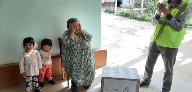 TİKA's Erenler Sofrası is in Uzbekistan - 5