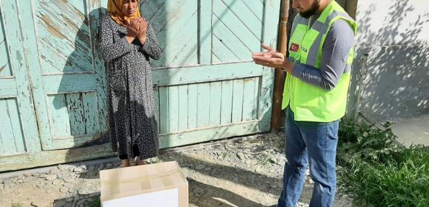 TİKA's Erenler Sofrası is in Uzbekistan - 6