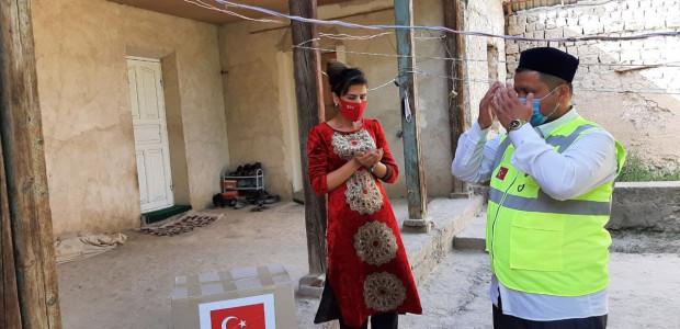 TİKA's Erenler Sofrası is in Uzbekistan - 7