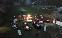 Erenler Sofrası Set for Needy People in Albania