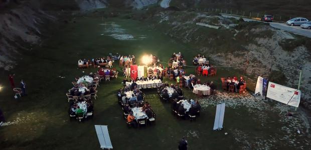 Erenler Sofrası Set for Needy People in Albania - 1